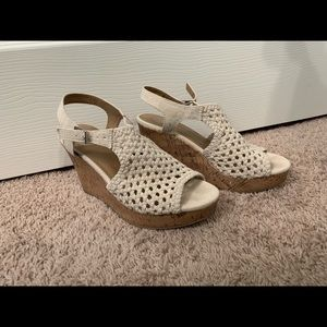 Shoes - Mesh wedges